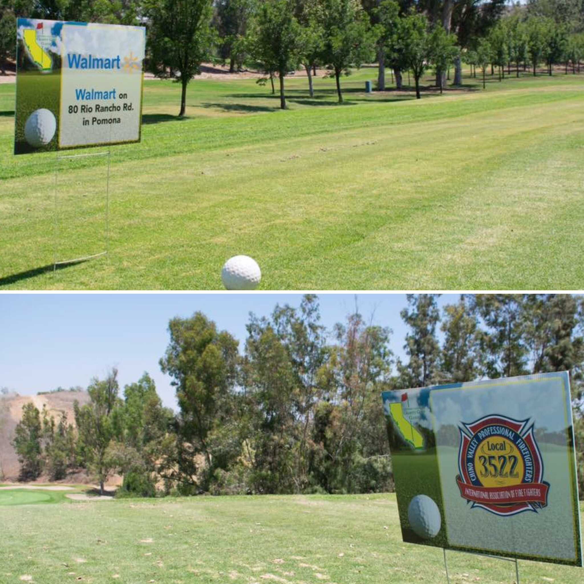 Southern California Charity Golf Classic Sponsors